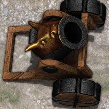 Mortar Cannon