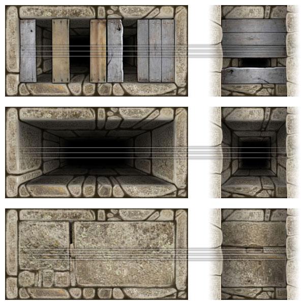 Dungeon Map Tiles Pit Traps Studio Wyldfurr