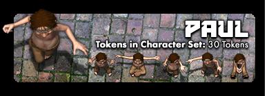 Gnome Character Tokens - WyldFurr | Token Packs | DriveThruCards com