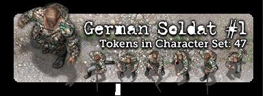 German Soldat #1
