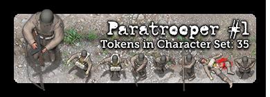 Paratrooper #1