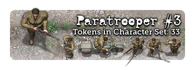 Paratrooper #3