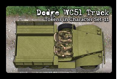 Dodge WC51 Truck