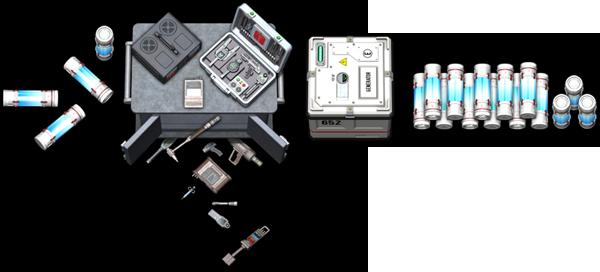 Sci-fi Props & Gadgets