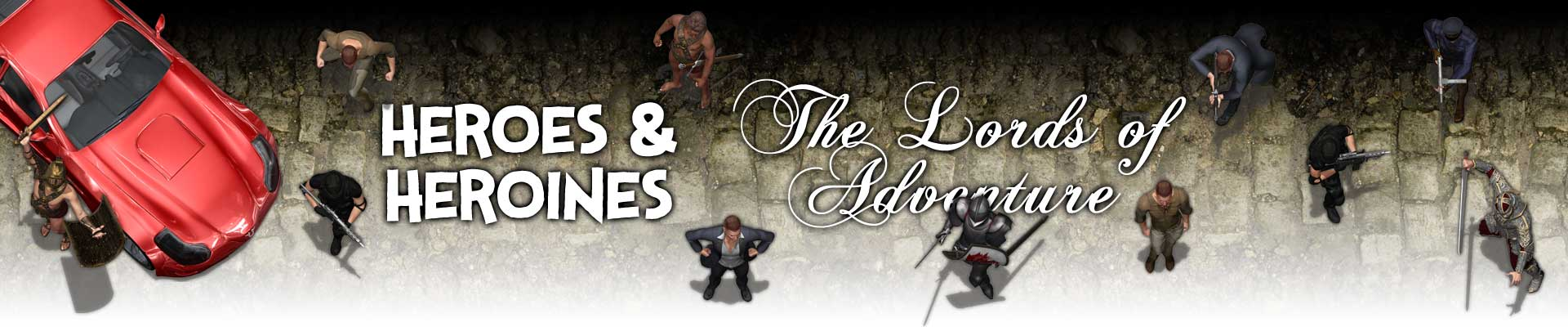 The Lords of Adventure