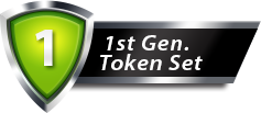 1st Gen. Token Set