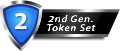 2nd Gen. Token Set