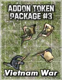 Cover Art: Vietnam War Token Pack