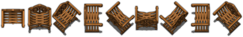Fantasy Furniture: Chair Display