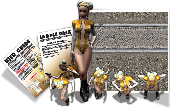 Sample Pack Contents