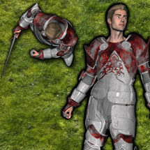 Thumb: Male Knight #2