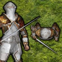 Thumb: Male Knight #3