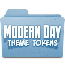 Modern Day Theme Tokens