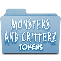 Monsters & Critter Tokens