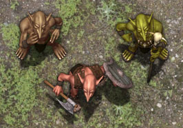 Goblin Tribes Token Set