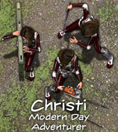 Christi Token Set