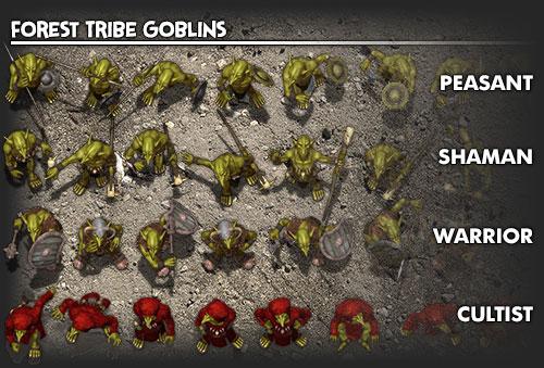 Goblin Tribes: Forest Goblin Tribe
