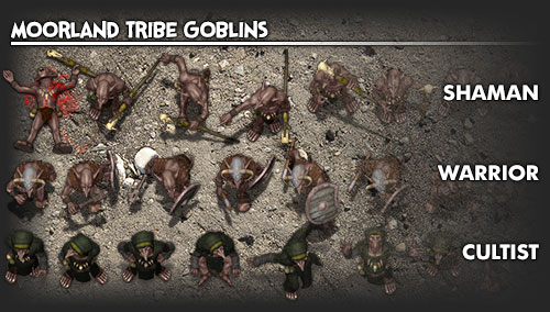 Goblin Tribes: Moorland Tribe