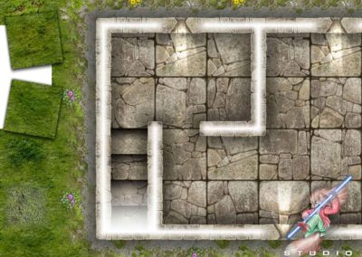 Dungeon Map Tiles