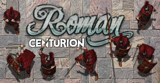Roman Centurion - Studio WyldFurr