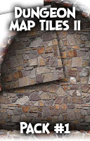 Map Tiles II Pack 1
