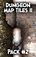 Map Tiles II Pack 2