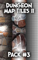 Map Tiles II Pack 3