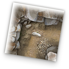 Cave Map Tile Sample Art