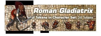 Roman Gladiatrix