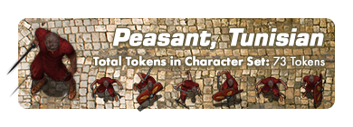 Roman Peasant, Tunisian