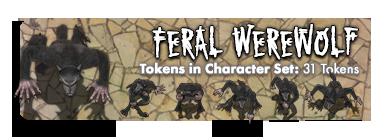 Feral Werewolf