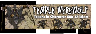 Temple Werewolf