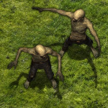 Zombie B