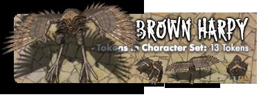 Brown Harpy