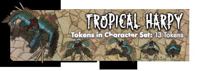 Tropical Harpy