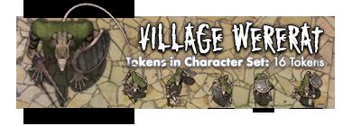 Village Wererat