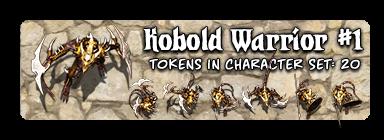 Kobold Warrior #1