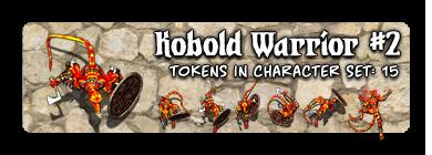 Kobold Warrior #2
