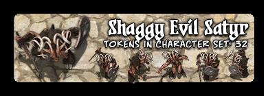 Shaggy Evil Satyr
