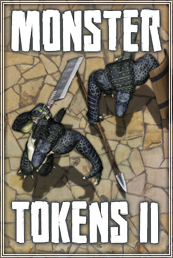 Monster Tokens II