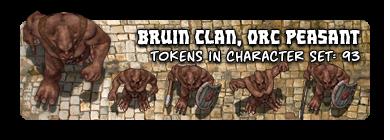 Bruin Clan, Orc Peasant