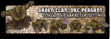 Groen Clan, Orc Peasant