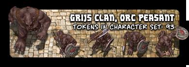Grijs Clan, Orc Peasant
