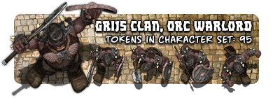 Grijs Clan, Orc Warlord
