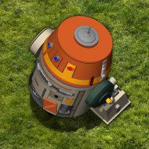 C1 Astromech Droid