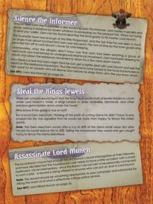 The Tower of Lord Munch - Sample Page #5