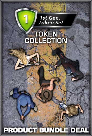 Generation #1 Tokens Collection
