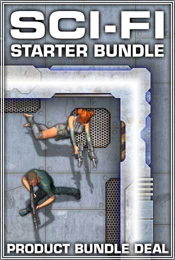 Sci-fi Starter Bundle