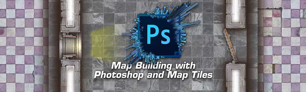 Building Maps with Photoshop and Map Tiles