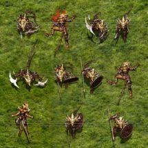 Kobold Warrior #1 - Monster Tokens